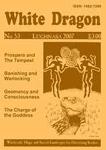 Cover view of the Lughnasa 2007 Issue