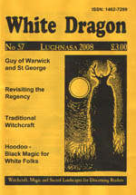 Cover view of the Lughnasa 2008 Issue