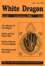 Cover view of the Lughnasa 2009 Issue