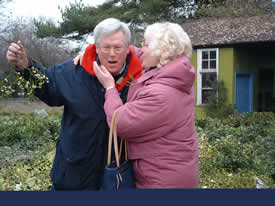 John Craven being got at
