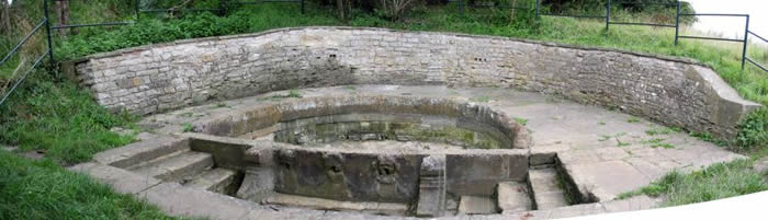 Sotham Holy Well